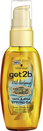 Schwarzkopf Got2b Oil-licious Tame and Shine Schwarzkopf Got2b Oil-licious Tame and Shine Styling Oil 50ml: Express Chemist offer fast delivery and friendly, reliable service. Buy Schwarzkopf Got2b Oil-licious Tame and Shine Styling Oil 50ml onl http://www.MightGet.com/january-2017-11/schwarzkopf-got2b-oil-licious-tame-and-shine.asp