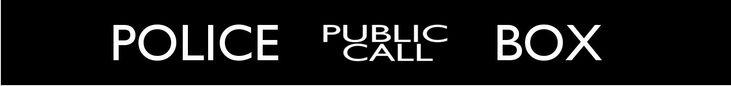 Tardis Front View police public call box | TARDIS card box tutorial diy | TARDIS model plans | austin wedding ...