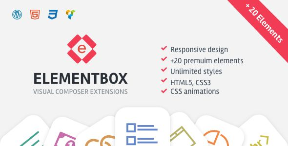 ElementBox Visual Composer Extensions