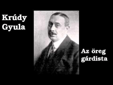 Krúdy Gyula - Az öreg gárdista (hangoskönyv) - YouTube