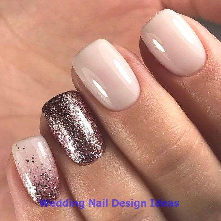 50 Atemberaubende Hochzeit Nagel Inspirationen Um Trendy Nails Simple Nails Nail Art Hacks