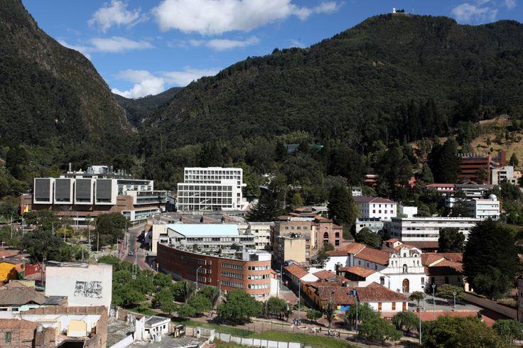 Panorámica de la Universidad de los Andes. Fotografía: Roger Triana Articulo: IVAN SEGURA http://revistas.udistrital.edu.co/ojs/index.php/c14/article/view/3967