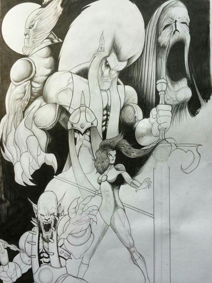 #Thundercats drawing