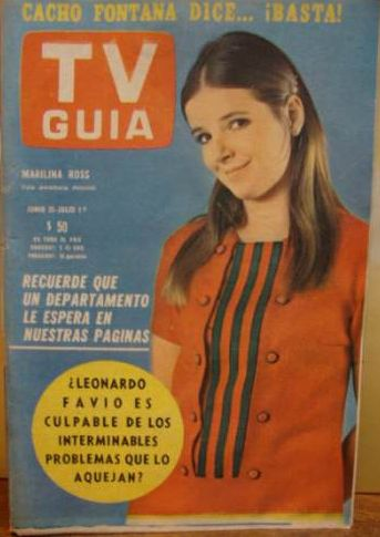 revista TV Guía |