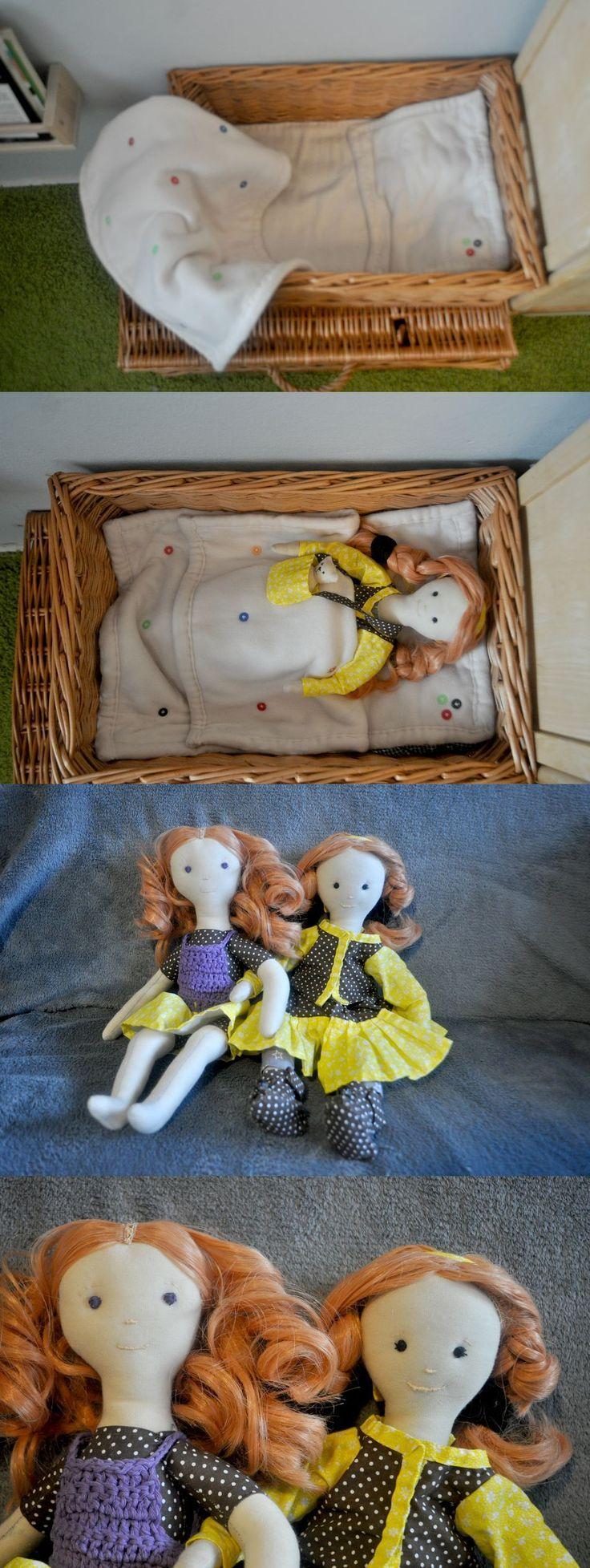 łóżaczko dla lalki