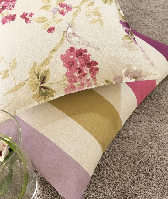 Ambience Range-Vivid colours of pinks,purples and green