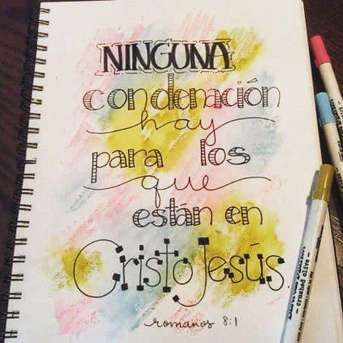 Gloria a Dios por Cristo. Del diario de nuestra amada @maribonilla23…