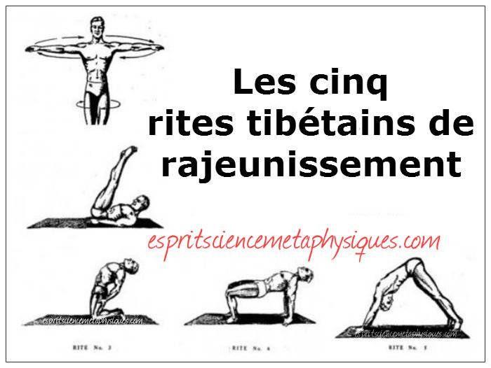 Je vous conseille de faire ces rites tibétains le matin plutôt que le soir,car ils donnent un regain d'énergie vitale.