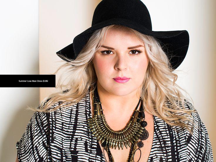Summer love maxi $189 http://www.harlowstore.com/collections/boho/products/summer-love-maxi-dress  SS14 lookbook #psfashion #australianmade #harlowlife #harlowlove