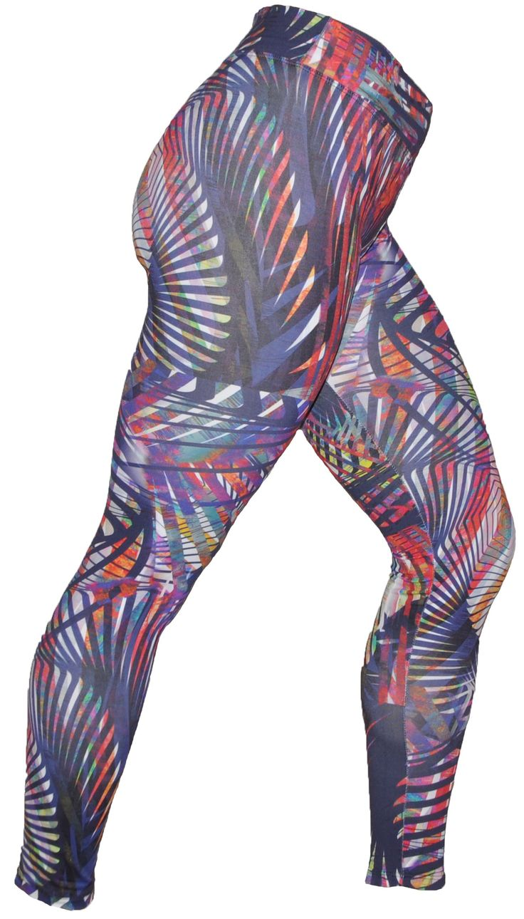 These funky Animal Print leggings are so much fun to wear Leggings are so comfortable to wear and give you flexibility and style, Leggings are the Perfect combination of bold prints and soft microfiber fabric that makes it funky and comfy.  Suplex Light Material. #gymwear