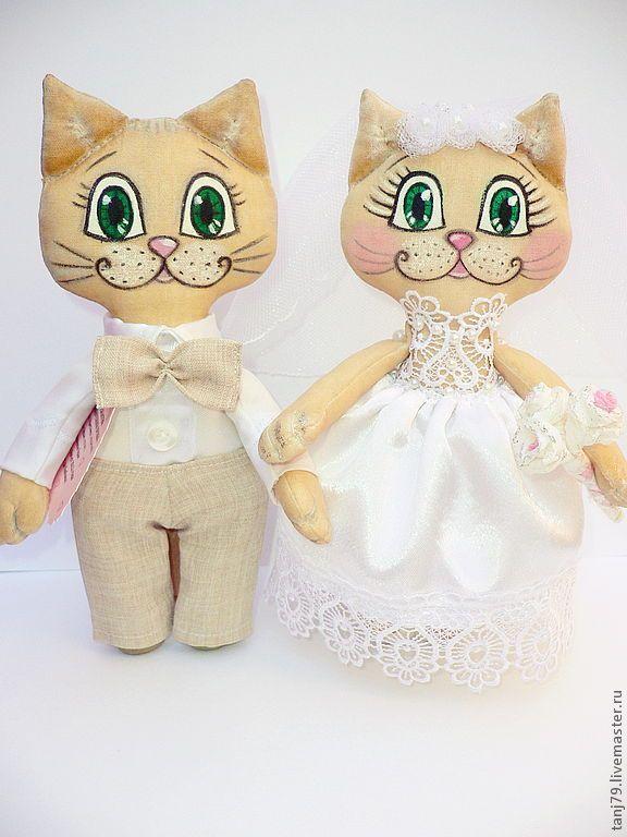 Котики свадебные цена за пару