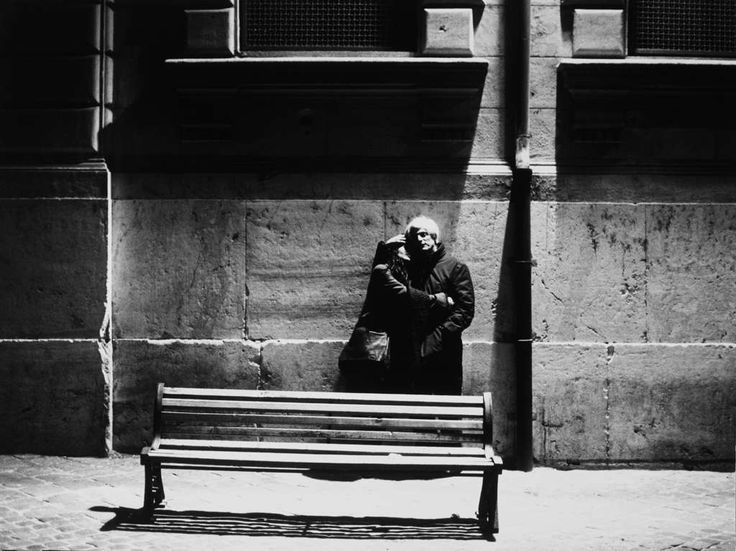 2008. Mario Dondero. Lovers
