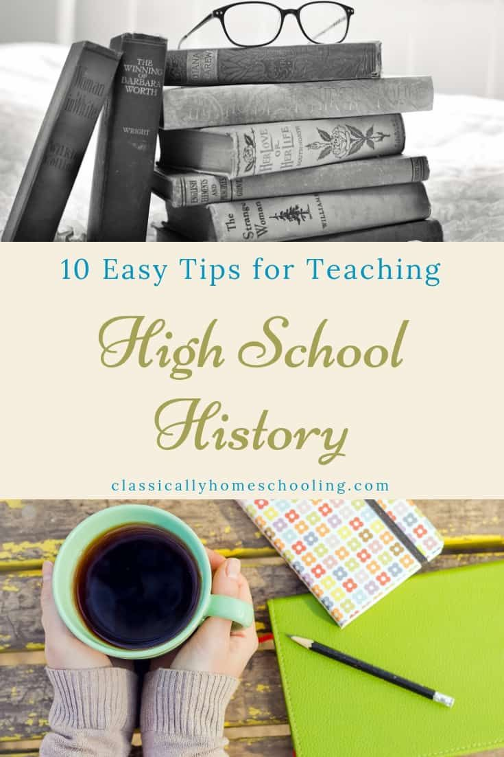 10 Wonderful and Straightforward Suggestions for Instructing Excessive Faculty Historical past