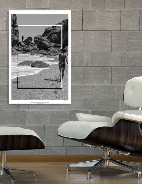 Discover «Photo Frames_3», Limited Edition Canvas Print by Siemos Yiannis - From $59 - Curioos