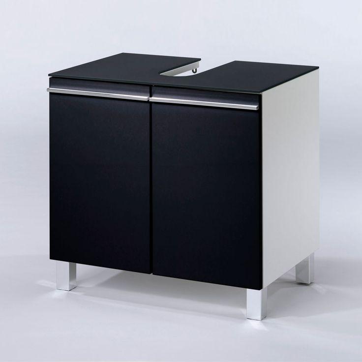 die besten 25 waschbeckenunterschrank schwarz ideen auf pinterest ikea. Black Bedroom Furniture Sets. Home Design Ideas