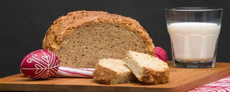 Az ír szódás kenyér egy csoda: pár perc alatt összeállítható, nem kell dagasztani, sőt keleszteni sem, mehet mindjárt a forró sütőbe. Fogyaszthatják élesztőre érzékenyek, de még a candida-diétát követők...