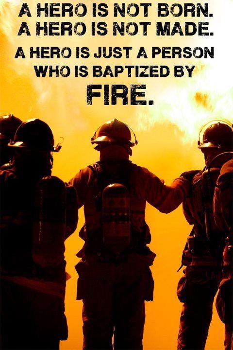❤My fireman!