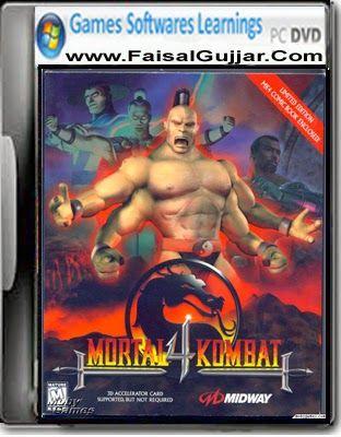 mortal kombat 4 game free  full version