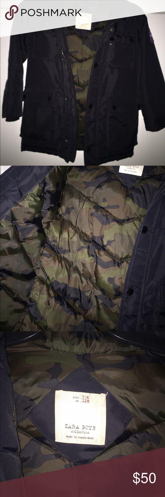 Zara winter jacket Great used condition Zara Jackets & Coats Puffers