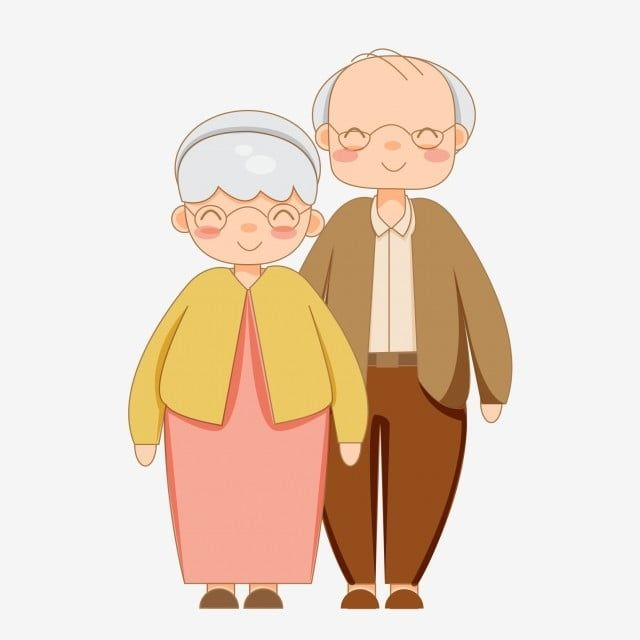 Honor Elders Old Man Man Clipart Respect Parents Warm Family Png And Vector With Transparent Background For Free Download Old Man Cartoon Family Cartoon Man Clipart
