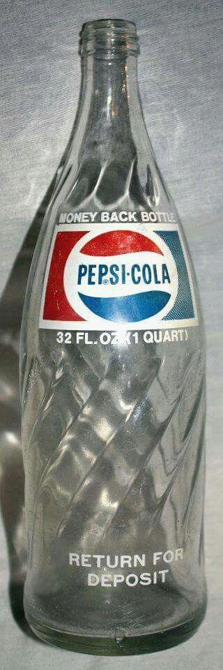 Remember when ... getting money for returning bottles