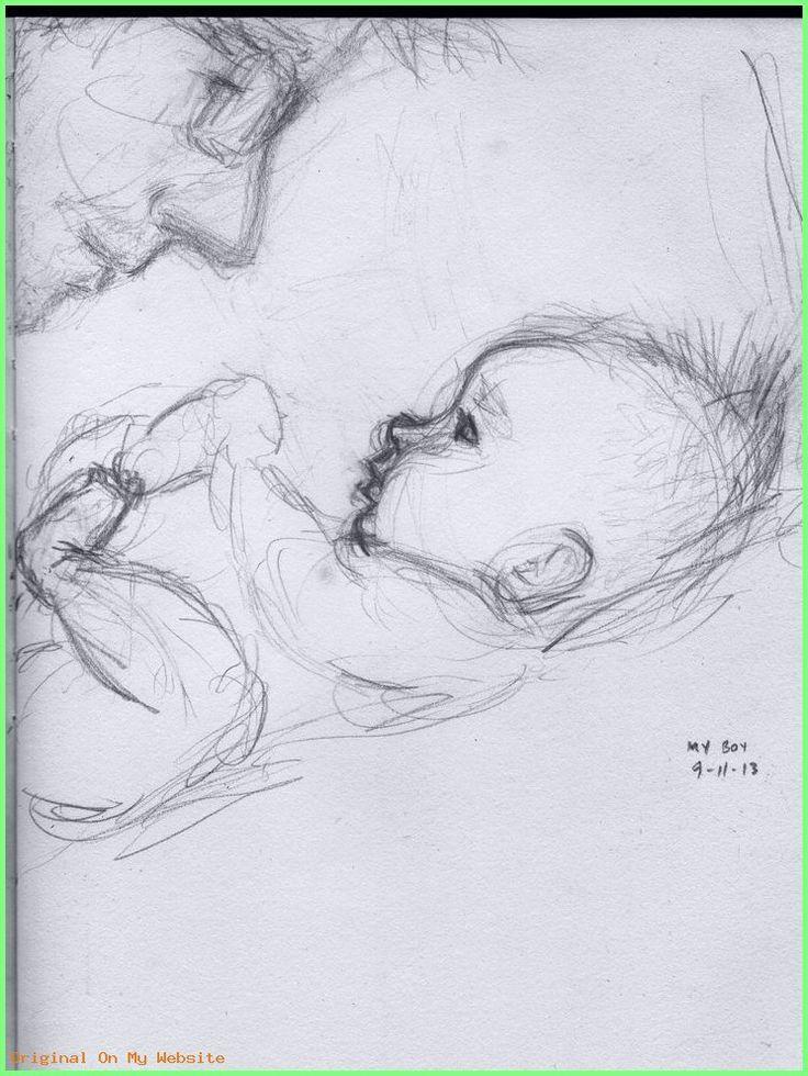 Art Sketches Ideas – L'artiste Curtis Wiklund s'est lancé le défi de dessiner …