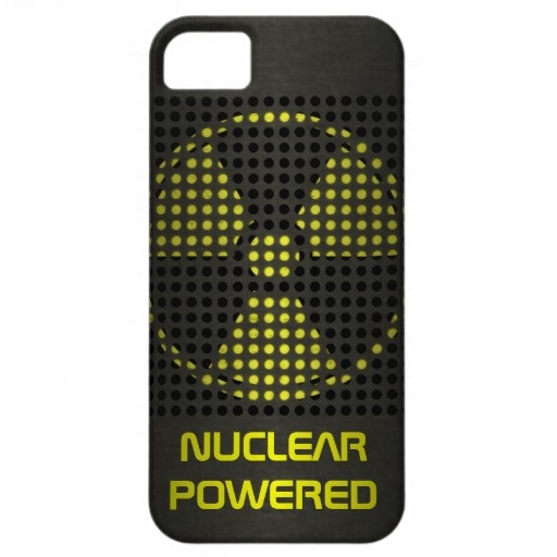 Nuclear Powered iPhone 5 Cas by BannedWare
