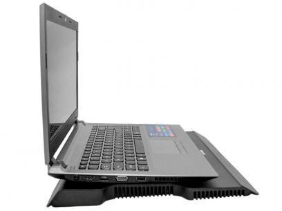 """Cooler para Notebook até 15,6"""" - Sumay SM-BNB100 com as melhores condições você encontra no Magazine Allameda. Confira!"""