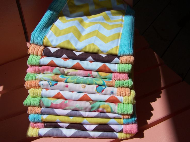 Sugartowndesigns boutique Baby  Burpie Cloth. $6.00 each https://www.facebook.com/pages/SugarTownDesigns-by-Wendy-Crooks/196096063739622