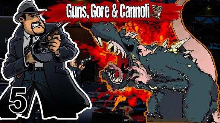 Episodio 5 de Guns Gore and Cannoli enfrentando a #ratas Gigantes https://youtu.be/KAM-q4vMtZc Recuerden DAR LIKE al vídeo y SUSCRIBIRSE al canal si no lo están...