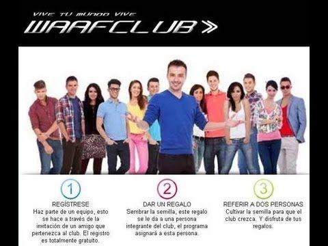 Waaf Club, Nos Legalizamos, pasa la Voz!