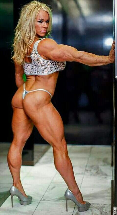 Muscle Women Ass