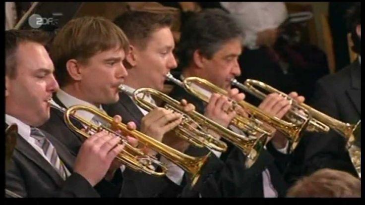 """Jacques Offenbach - """"Barcarolle"""". - New Year's Concert of the Vienna Philharmonic 2010 Very Nice (Concierto de la Filarmónica de Viena 2010 Muy agradable de Año Nuevo)"""