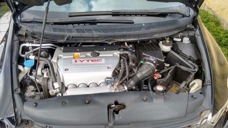 Honda Civic Si 2007/2008 Batido Sucata Em Peças - R$ 29.000,00