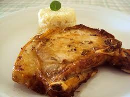 COMIDINHAS FÁCEIS: Bisteca de porco rápida na pressão