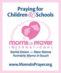 Mom's in Prayer is a Great Resource for Praying for Your Kids and Their School