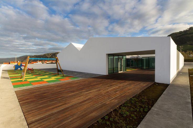 Galeria de Creche da Casa do Povo da Maia / M-Arquitectos - 19