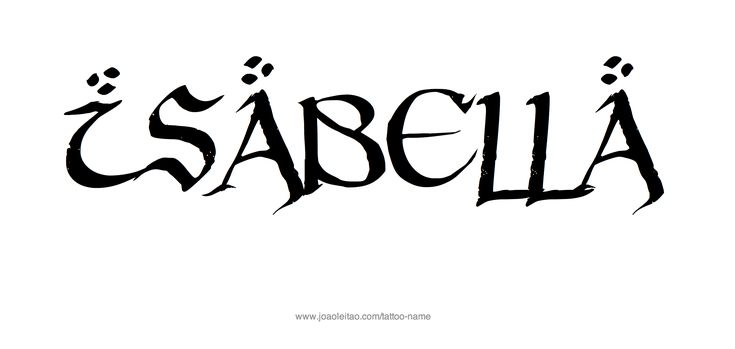 111 best images about isabella is my name on pinterest names name wall decals and my name. Black Bedroom Furniture Sets. Home Design Ideas