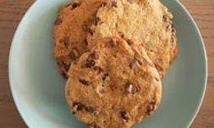 Marcus Wareing recipe chocolate chip cookies