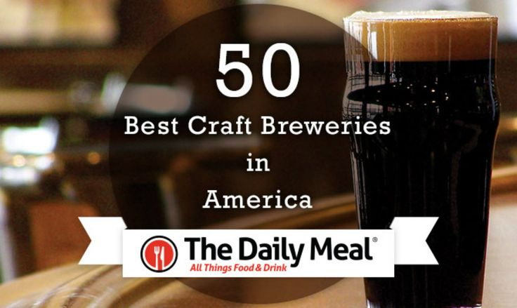 The 50 Best Craft Breweries in America for 2015