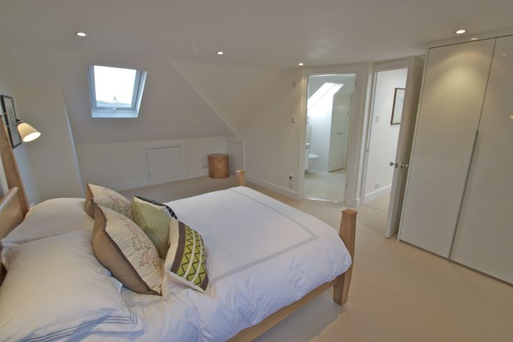 8 best images about loft conversions on pinterest airy for Airy bedroom ideas