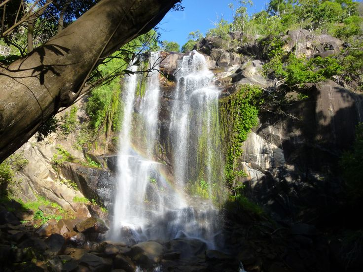 Trevathan Falls near Cooktown