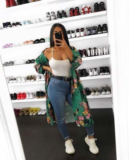 Best Fashion Teenage Jeans Niedliche Outfits 57+ Ideen