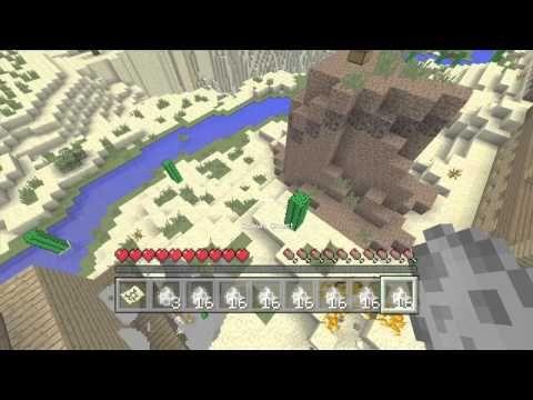 Lots of Mini Games Minecraft XBOX 360