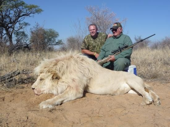 Trophy Hunting in Africa