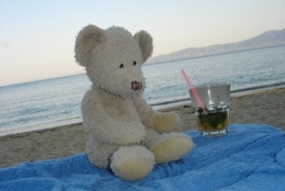 Lucky and the Mojito