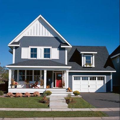 Midwest living idea house 2003 farmhouse exterior color for Midwest home designs