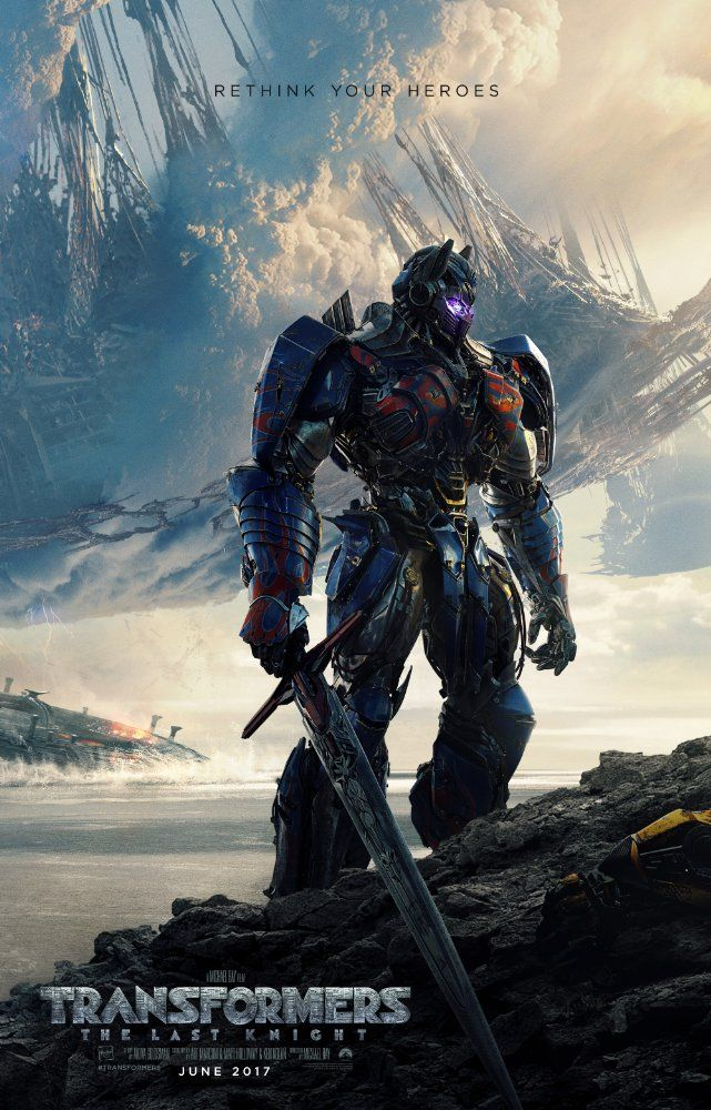 Directed by Michael Bay.  With Gemma Chan, Laura Haddock, Mark Wahlberg, Anthony Hopkins. Humans and Transformers are at war, Optimus Prime is gone. The key to saving our future lies buried in the secrets of the past, in the hidden history of Transformers on Earth.