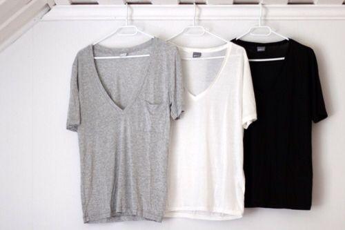 T-shirts : Minimal + Classic | Nordhaven Studio