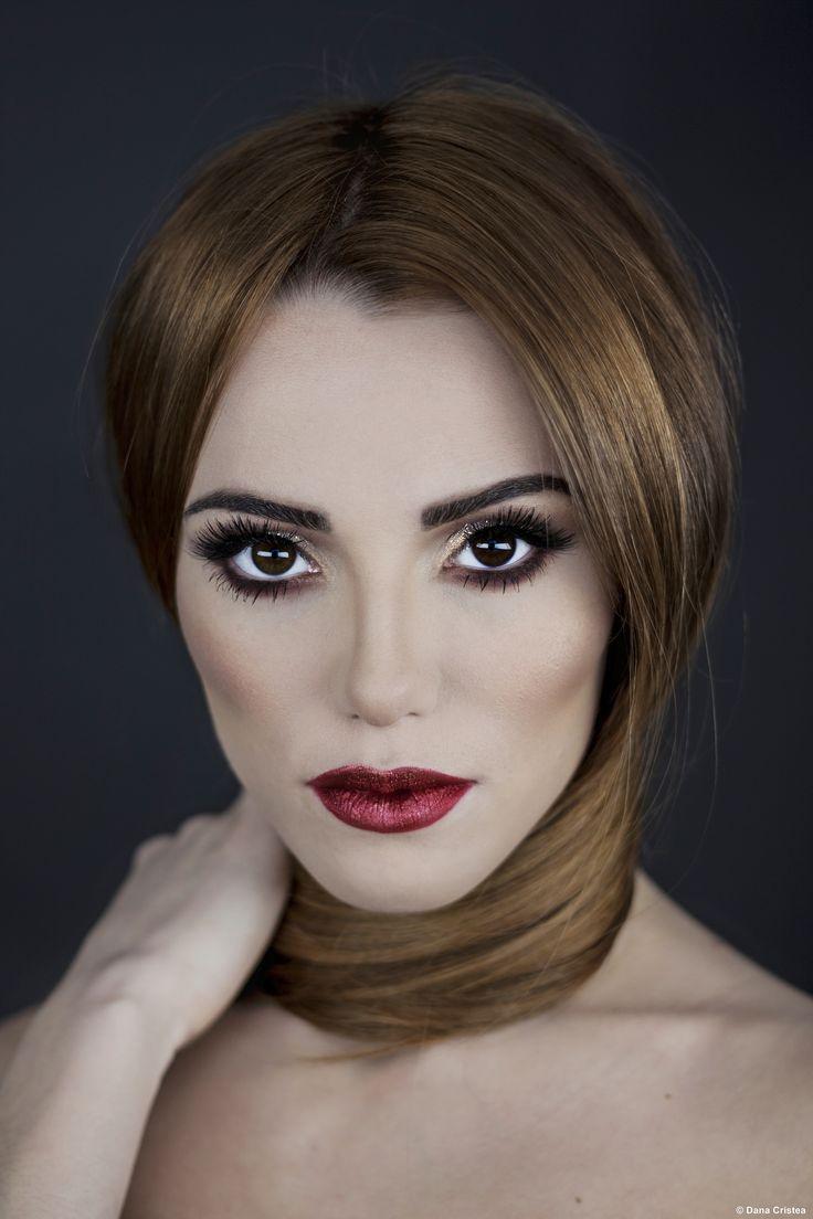 https://flic.kr/p/NS5cGK | Ligia T | © Dana Cristea MUA: Claudia Nita  Model: Ligia